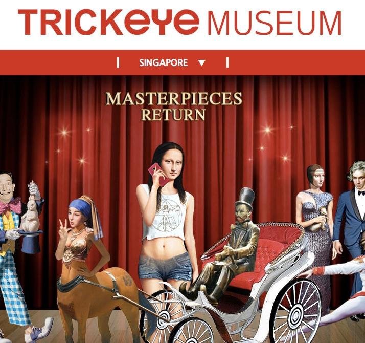 Singapore TrickEye Museum (http://www.trickeye.com/)